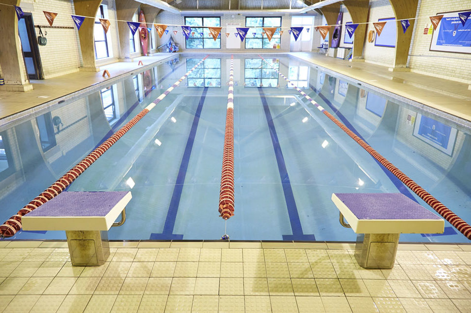 Swimming pool residential centre